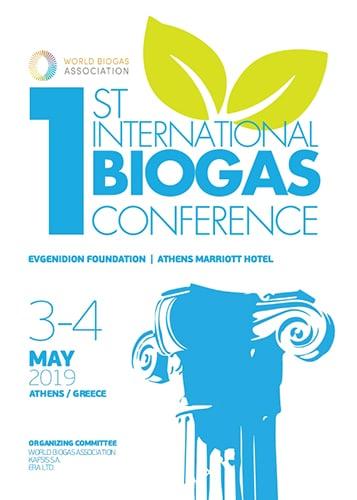 1st International Biogas Conference | Era Ltd Congress Organizer