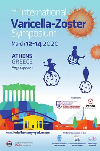 1st International Varicella-Zoster Symposium | ERA Ltd. Congress Organizers